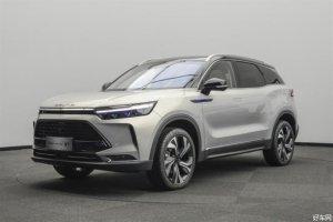 BEIJING-X7开启预售 价格区间10.00-15.00万