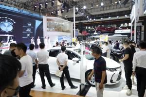 展会4天,海南国际车展总成交额约15亿元!
