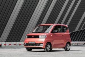 五菱宏光MINI EV開啟預售 預售2.98萬元起