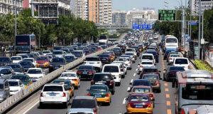 2987人搶一個北京小客車指標 創歷史新高