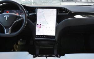 特斯拉Model S因觸摸屏故障遭調查