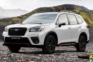 20多萬買進口SUV 新款斯巴魯森林人選哪款?
