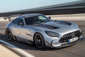 賽道上的性能怪獸 解析AMG GT Black Series