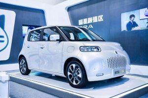 新款歐拉R1更名上市,全新純電SUV首發亮相