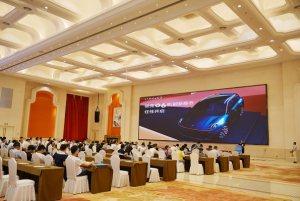亮相第12屆中國車內環境論壇,領克06榮獲國內首個汽車內飾材料生態產品認證