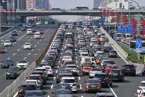 公安部表示全国机动车保有量达到3.8亿辆