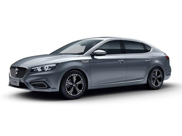 外观更加动感 名爵6混动版车型将于3月上市
