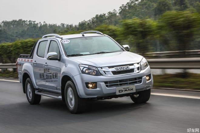 增加3.0T柴油和舒适性配置 试驾2018款D-MAX
