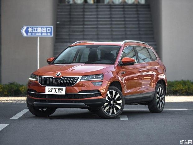 4款车型可选 斯柯达柯珞克有望3月19日上市