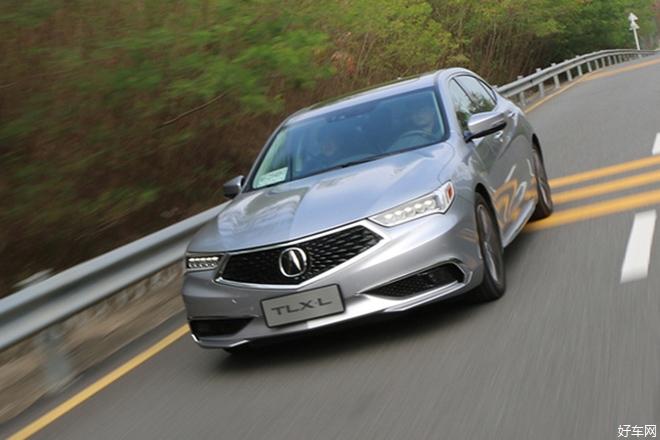 携带驾驶黑科技而来 体验广汽讴歌TLX-L