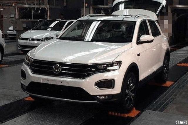 一汽大众途克工厂实拍 预售价将会在13万左右