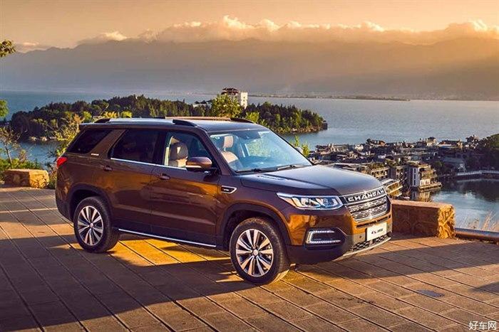 2017中国品牌仅长安一个进入全球汽车品牌销量前20