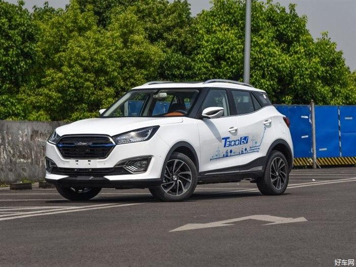 众泰T300 EV最新消息曝光 将于5月18日上市