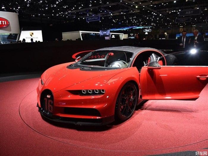 全球限量3台 布加迪将推Chiron特别版车型