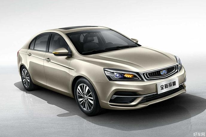 4月国产紧凑型车销量Top50 吉利包揽前三逸动遭腰斩