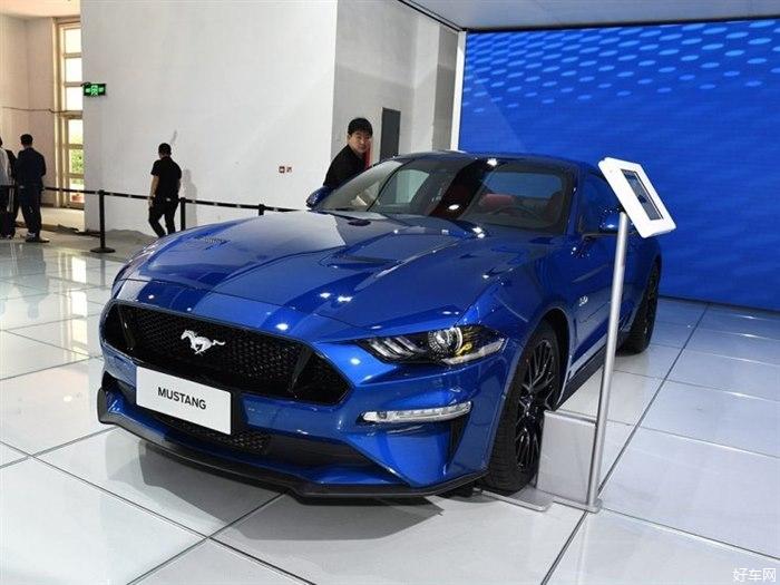 2018款福特Mustang上市 售40.38-59.18万
