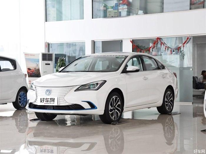 预售11.99万起 长安新逸动EV将于10月18日上市