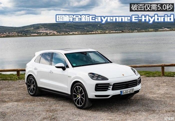 百公里加速仅需5秒 图解全新Cayenne E-Hybrid