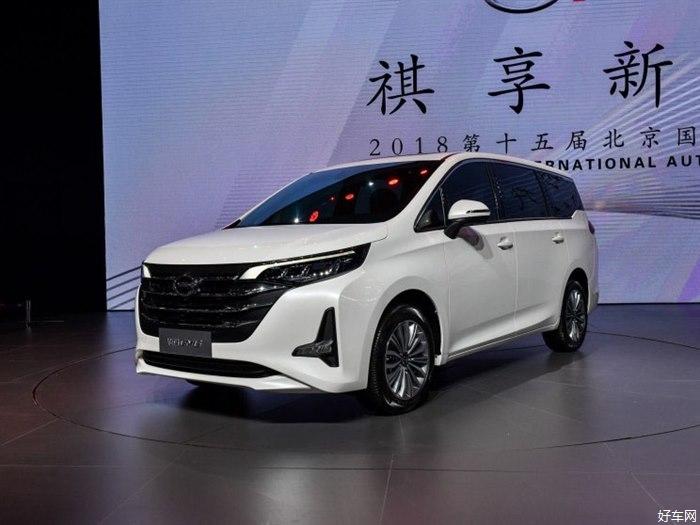 定位低于GM8 广汽传祺GM6将于11月16日开启预售