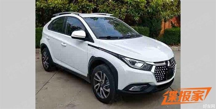 延续燃油版设计 纳智捷U5 EV将亮相广州车展