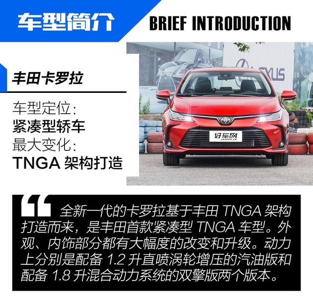駕駛感受明顯提升 試駕全新一代豐田卡羅拉