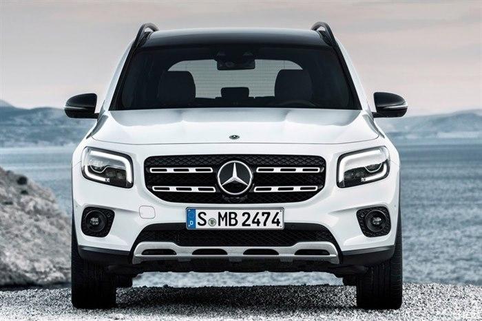 30萬國產7座SUV奔馳GLB 尺寸全面超越X1 一大缺點讓人遺憾