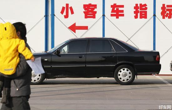 上海9月拍牌结果出炉,最低成交价89600元