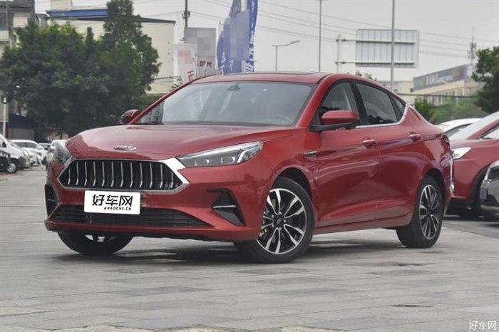 江淮嘉悅A5開啟預售 預售價8.48-11.58萬元