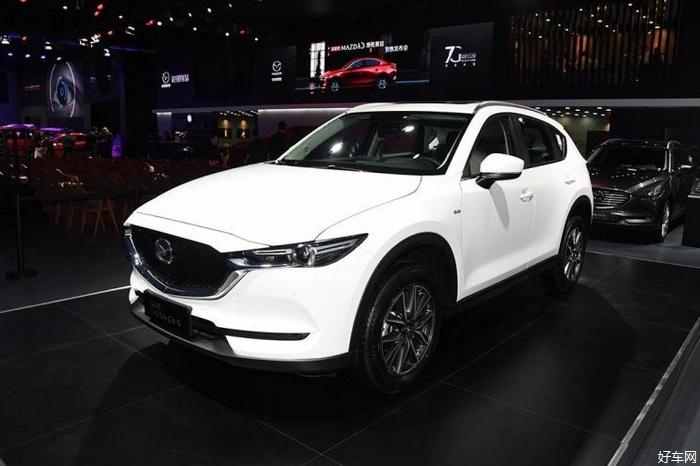 2020款馬自達CX-5上市 售價17.98-24.58萬
