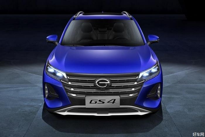 廣汽傳祺新一代GS4 將于11月上市 內飾搶眼