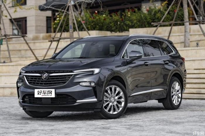 別克國產中大型SUV昂科旗 將于11月20日上市