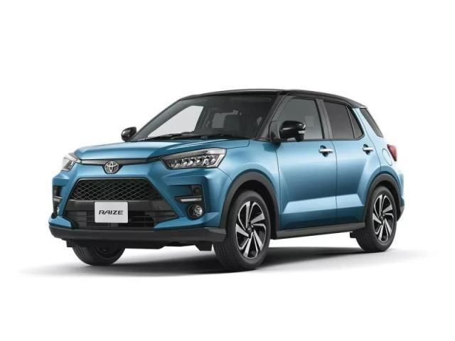 丰田全新小型SUV来了,缩小版荣放造型,一大不足惨遭探影碾压