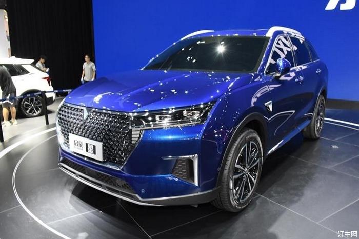 全新紧凑型SUV 启辰星将于2020年3月份上市