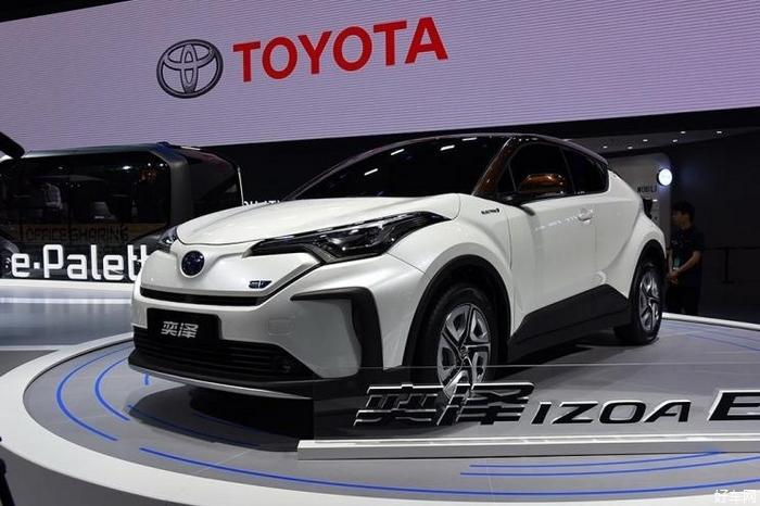 丰田奕泽IZOA EV将于2020年4月初正式上市