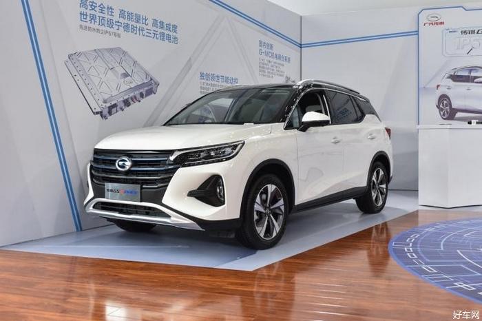廣汽傳祺GS4 PHEV將于4月16日正式上市