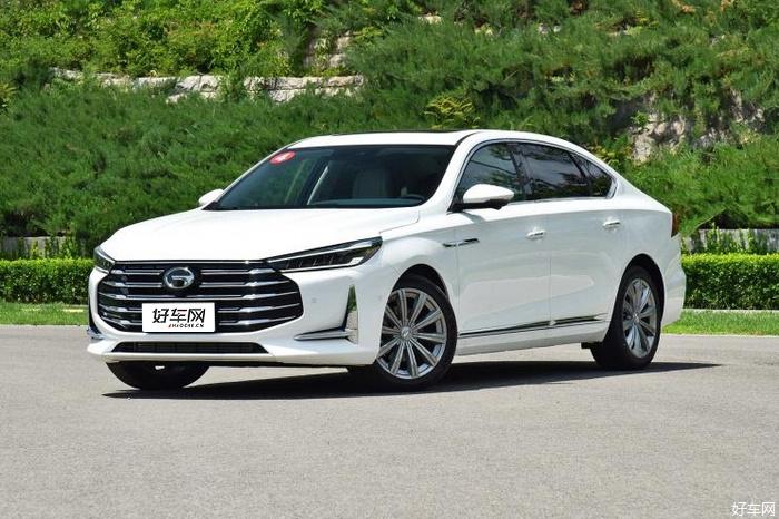 新款傳祺GA8將于6月28日上市 定位中大型轎車