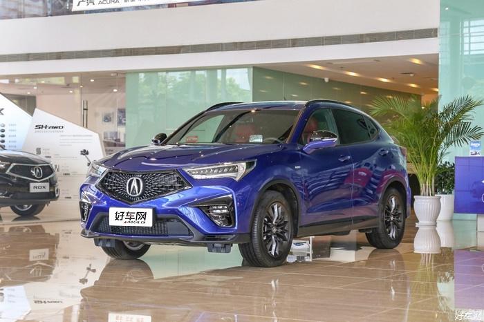 新款廣汽謳歌CDX上市 售價22.98萬元起