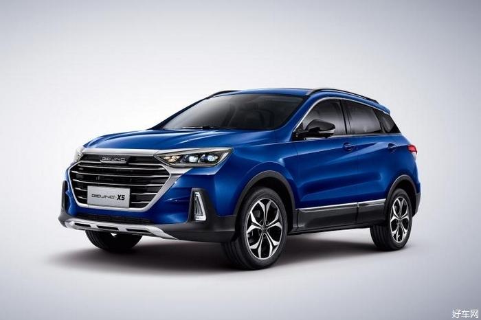 BEIJING汽車旗下兩款新車更名 并更換新LOGO