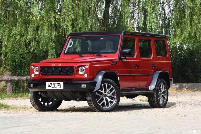 新款北京BJ80上市 售价29.80万元起